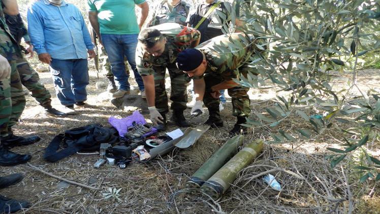 صاروخان من لبنان باتجاه اسرائيل لم يصلا الى اراضيها