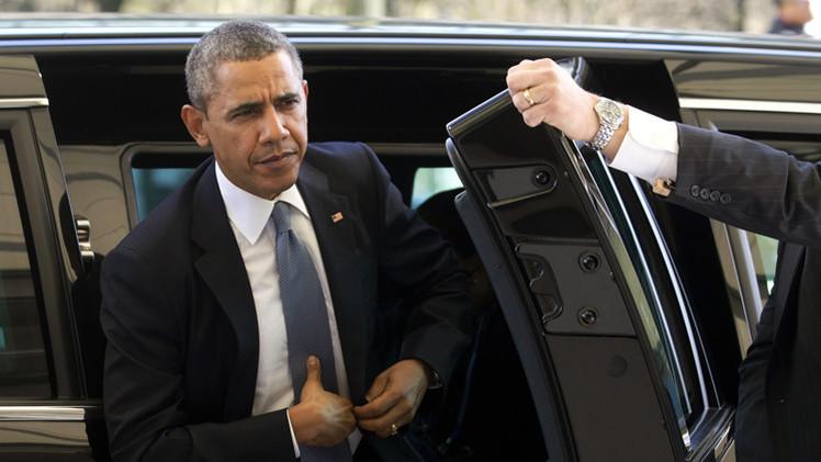 موكب الرئيس الأمريكي يمنع وصول امرأة الى المستشفى