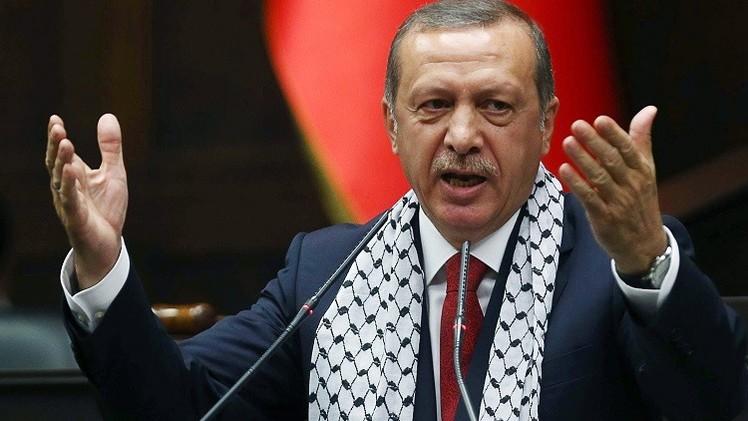 أردوغان: ما تقوم به إسرائيل في غزة فاق ما قام به هتلر ضد اليهود