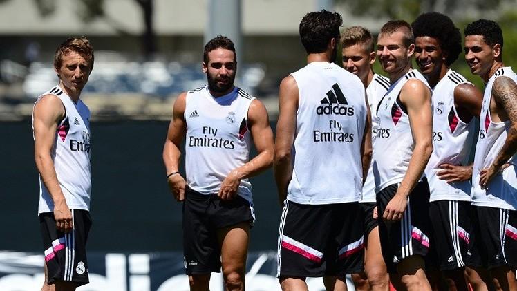 ريال مدريد يشكو  جدول مباريات شهر أغسطس/آب