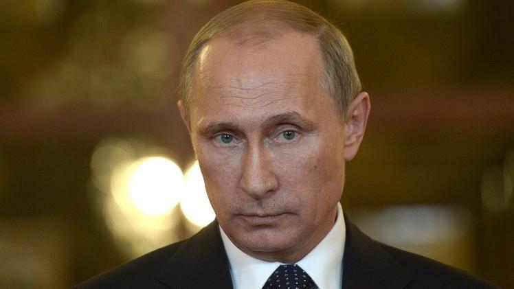 بوتين: توسيع التعاون الروسي العراقي يلبي مصالح شعبينا