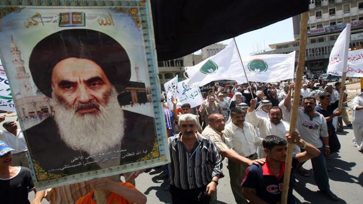 السيستاني يدعو القادة العراقيين إلى عدم التمسك بالسلطة