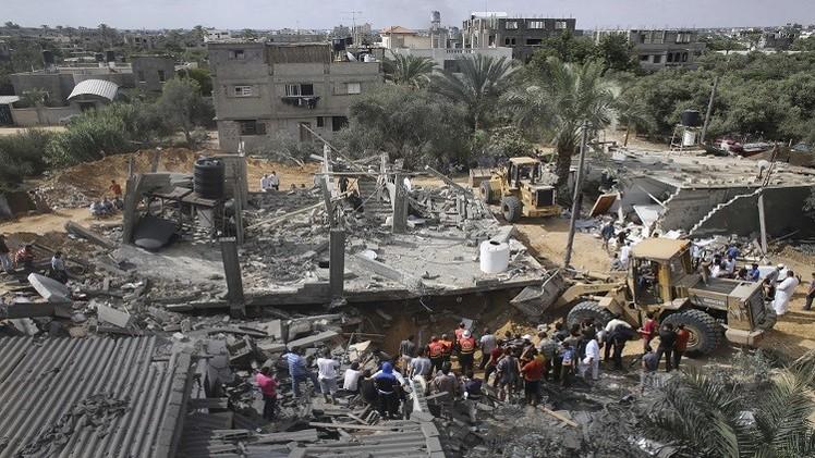 هدنة في غزة لـ12 ساعة.. وباريس تستضيف اجتماعا لوقف إطلاق النار