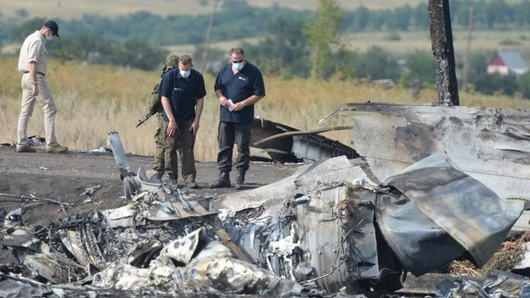 هولندا ترسل عسكريين إلى أوكرانيا للبحث عن جثث ضحايا
