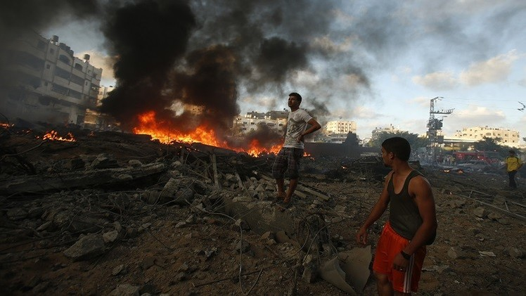نحو 20 قتيلا في مجزرة جديدة لجيش إسرائيل فجر اليوم الـ19 لاجتياح غزة