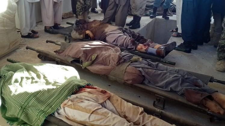طالبان تنفي تورطها في قتل 14 شخصا في أفغانستان