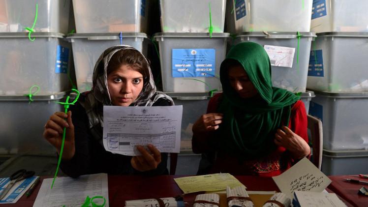 تأجيل التدقيق في الأصوات في الانتخابات الرئاسية الأفغانية