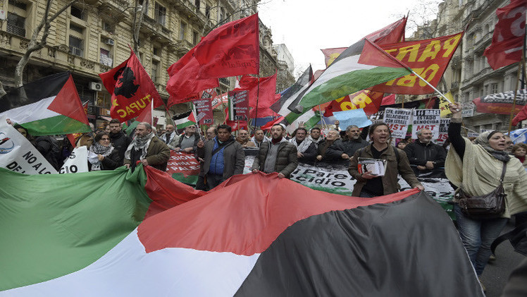 القضاء الفرنسي يحظر مجددا مظاهرة تأييد لغزة في باريس