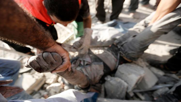 ارتفاع حصيلة ضحايا العملية الإسرائيلية في غزة إلى أكثر من 1040