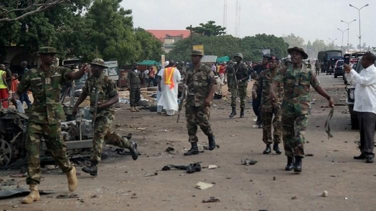 بوكو حرام تحرق مبنى حكوميا وتخطف زوجة نائب رئيس الوزراء الكاميروني