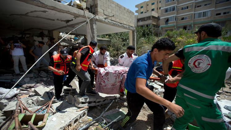 12 قتيلا  في اليوم العشرين للاجتياح وحصيلة القتلى تبلغ 1062