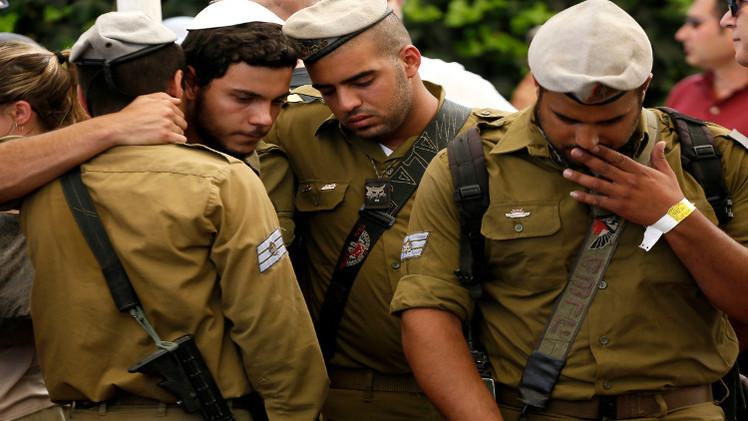 ارتفاع حصيلة قتلى الجيش الاسرائيلي في غزة إلى 43