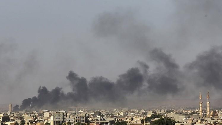 ارتفاع حصيلة الاقتتال المتواصل في بنغازي إلى 38 قتيلا وعشرات الجرحى