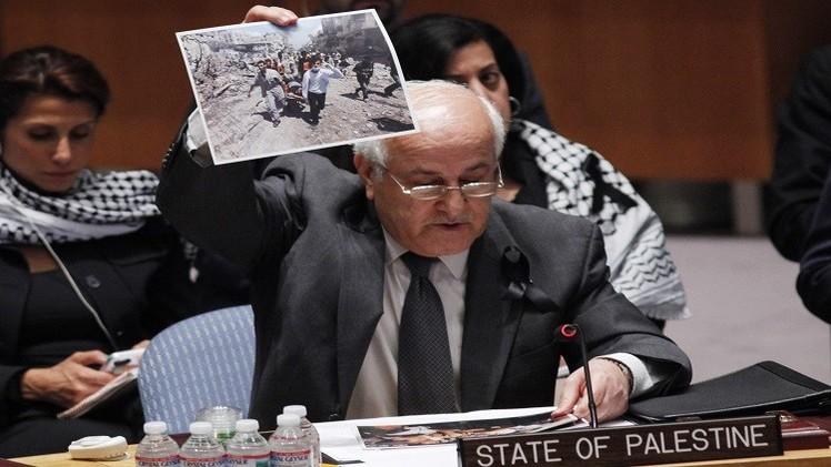مجلس الأمن الدولي يدعو لوقف فوري لإطلاق النار في غزة