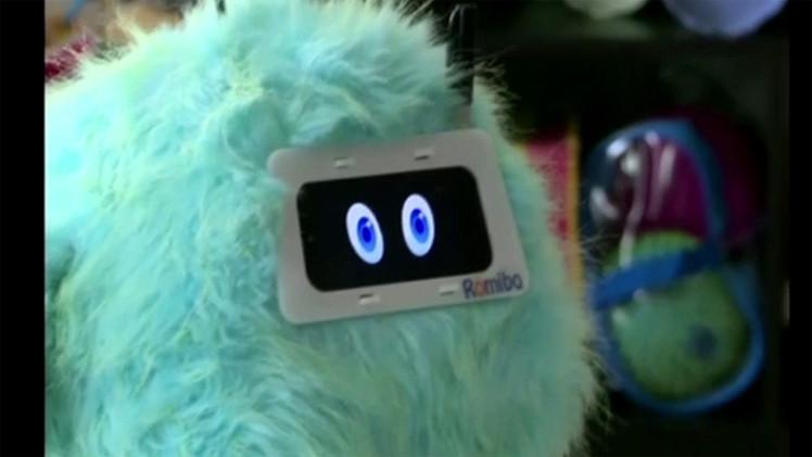 بالفيديو.. روبوتات تساعد في معالجة الجنون والتوحد