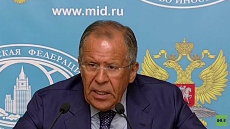 لافروف: مشروع الغرب الجيوسياسي في أوكرانيا لم ولن يتحقق
