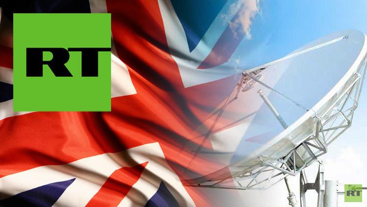 لافروف يندد بالدعوات لوقف بث قناة RT في بريطانيا