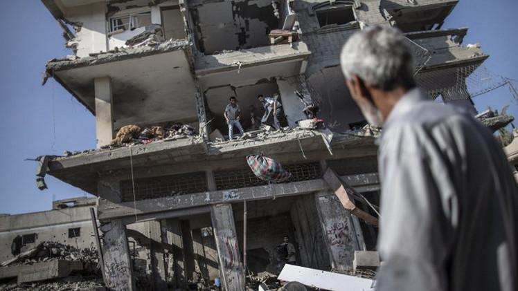 لافروف: يجب وقف إطلاق النار في غزة فورا وبلا شروط وإطلاق مفاوضات مباشرة أو عبر وسطاء