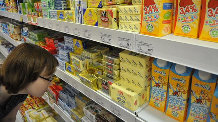 روسيا تحظر على المسافرين إدخال منتجات نباتية من أوكرانيا