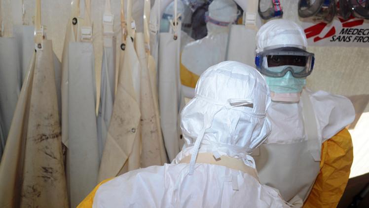 إصابة طبيب أمريكي بحمى إيبولا