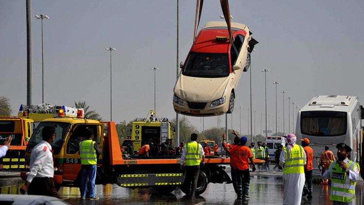 التعويضات عن تأمين السيارات في الإمارات تحطم الرقم القياسي