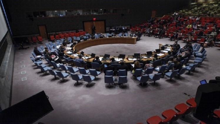 مجلس الأمن يتبنى بيانا يمنع إبرام صفقات نفطية مع الإرهابيين في سورية والعراق