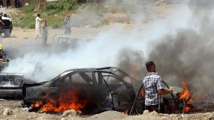مقتل 17 شخصا بينهم مدنيون في قصف استهدف مسلحين في بابل والعثور على 15 جثة في بغداد