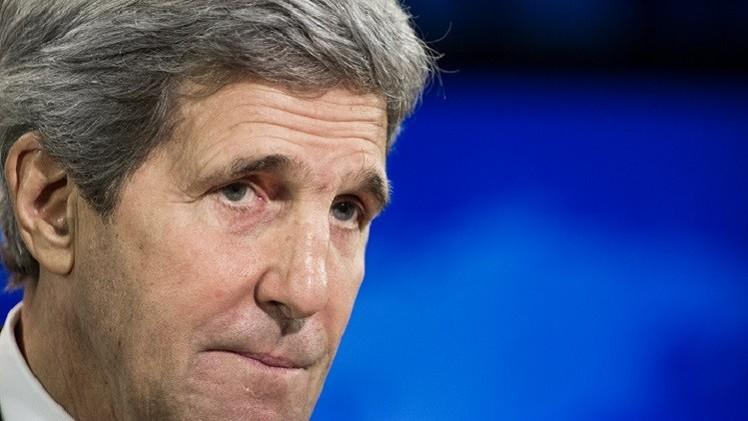 كيري: كل هدنة يجب أن تؤدي إلى نزع سلاح حماس