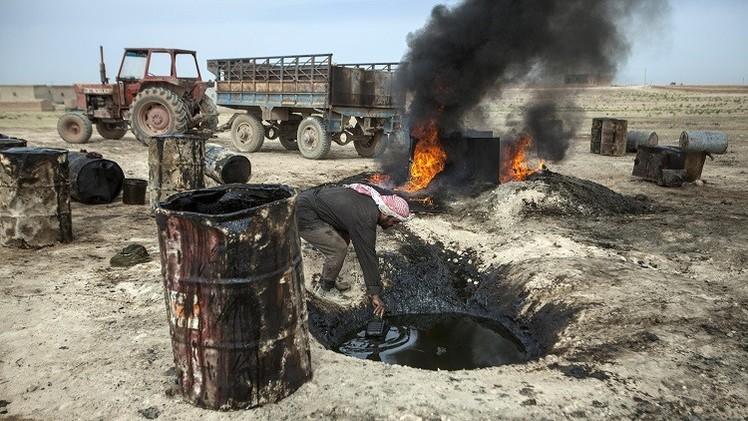 الخارجية الروسية: مجلس الأمن الدولي أكد أن شراء النفط من الإرهابيين غير مقبول