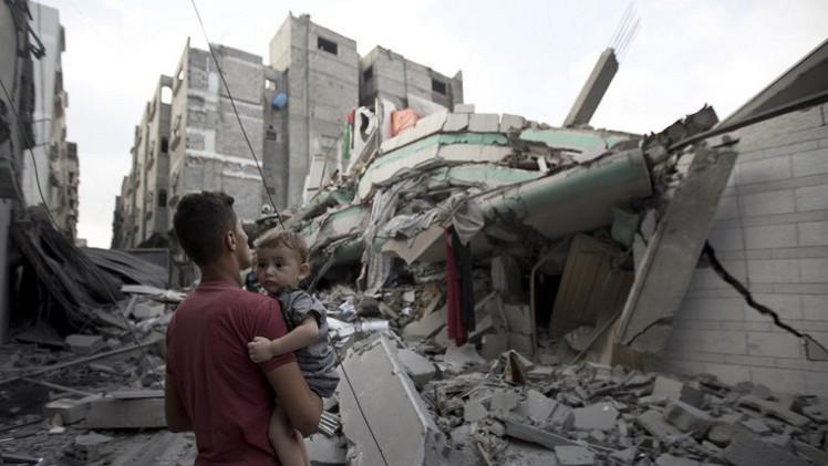 بان كي مون: توسيع العملية العسكرية بغزة سيعوق تقديم المساعدات