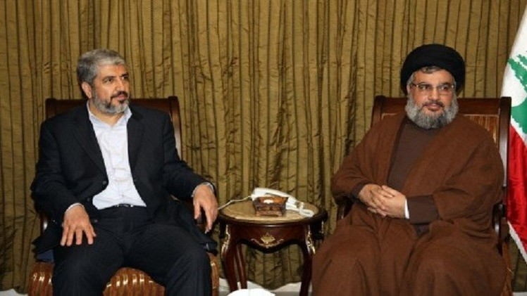 حماس تأمل أن يفتح حزب الله جبهة ضد إسرائيل