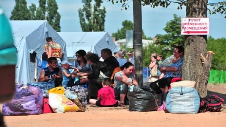 بوتين يدعو إلى مساعدة اللاجئين الأوكرانيين بأسرع ما يمكن