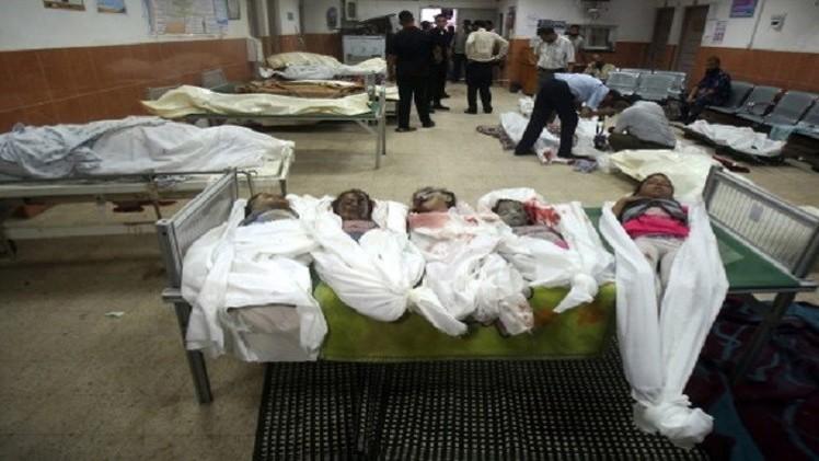 الأوروبيون يستنكرون مقتل مدنيين في غزة