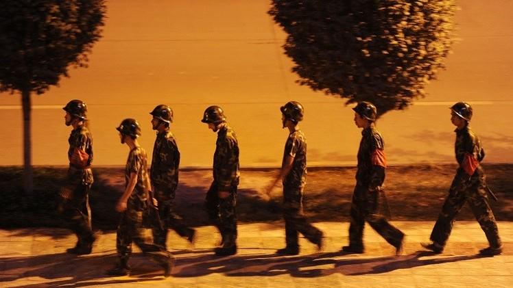 سقوط العشرات بين قتيل وجريح جراء هجوم إرهابي في إقليم شينجيانغ غرب الصين