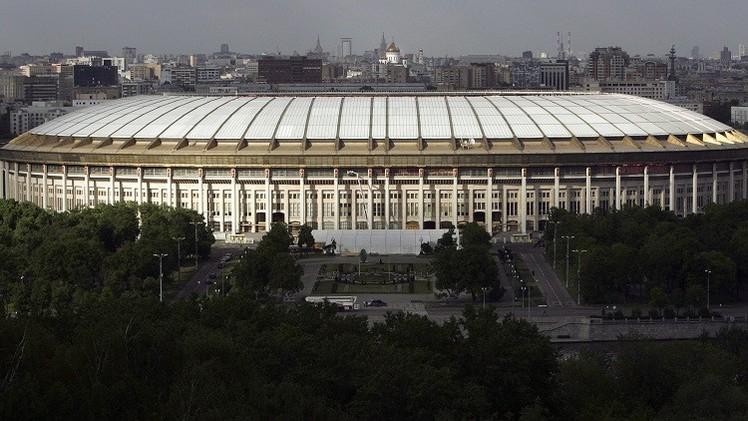 وزير الرياضة الروسي ينفي تقليص ملاعب مونديال 2018