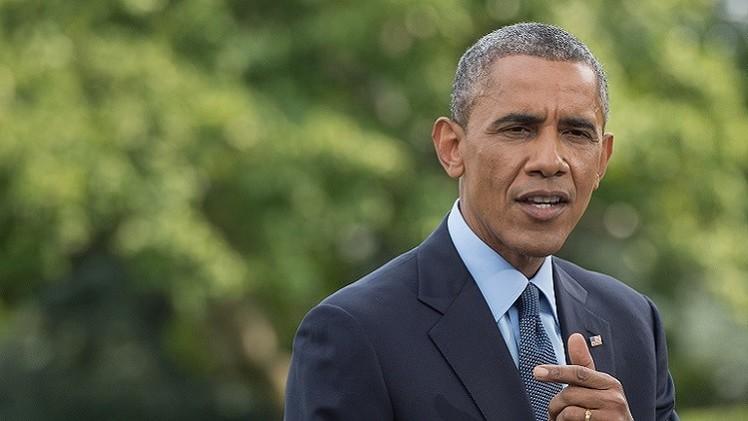 أوباما: لسنا في حرب باردة جديدة مع روسيا