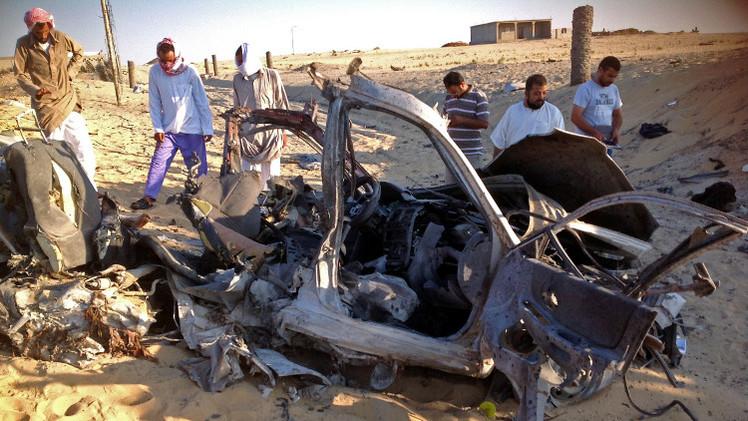 مقتل 3 أشخاص في انفجار بالجيزة في مصر
