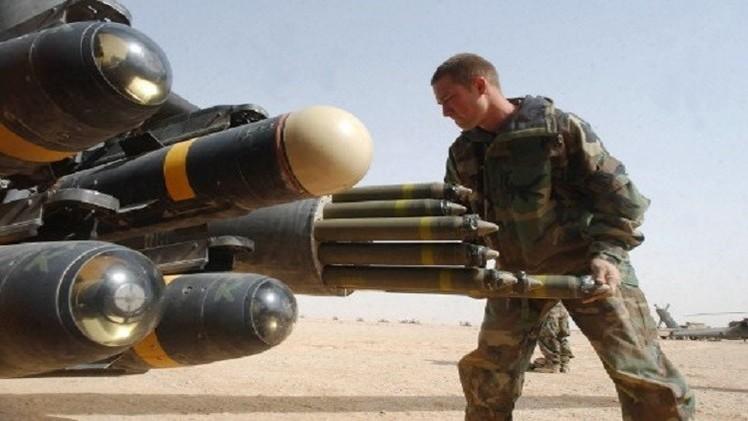 واشنطن نحو بيع العراق 5 آلاف صاروخ