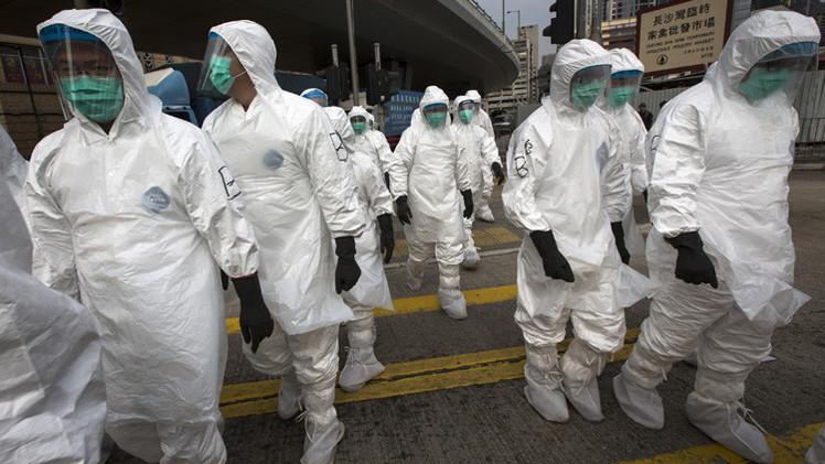 أول إصابة بحمى إيبولا تسجل في هونغ كونغ