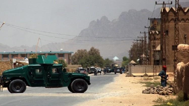 لافروف: الوضع في أفغانستان يتراجع ويؤثر سلباً على الإقليم