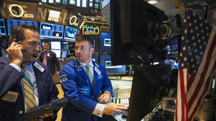 مؤشرات البورصات الأمريكية ترتفع بعد بيانات إيجابية عن نمو الاقتصاد الأمريكي