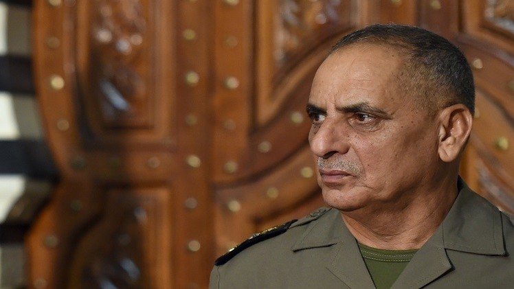 استقالة رئيس أركان القوات البرية التونسية
