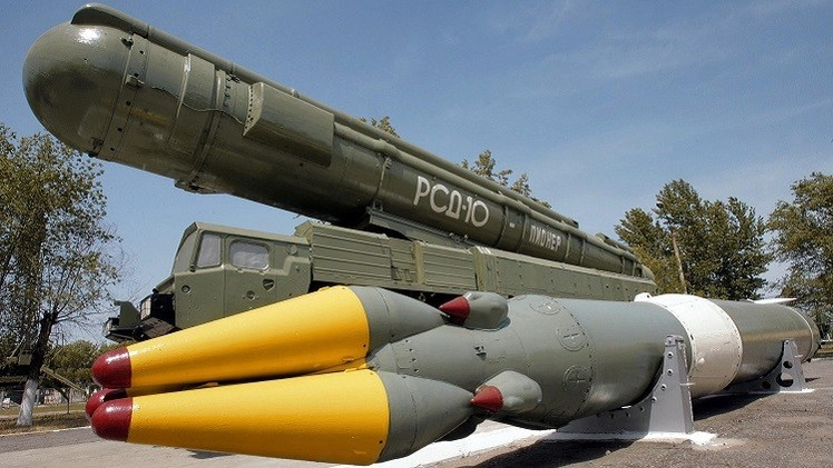 روسيا: اتهامات واشنطن بخرق موسكو اتفاقية تدمير الصواريخ لا أساس لها