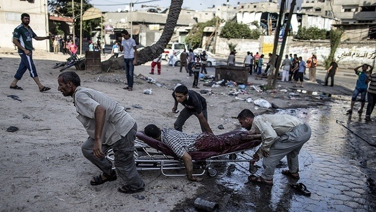 اجتياح غزة في يومه الـ23.. 129 قتيلا والحصيلة 1359