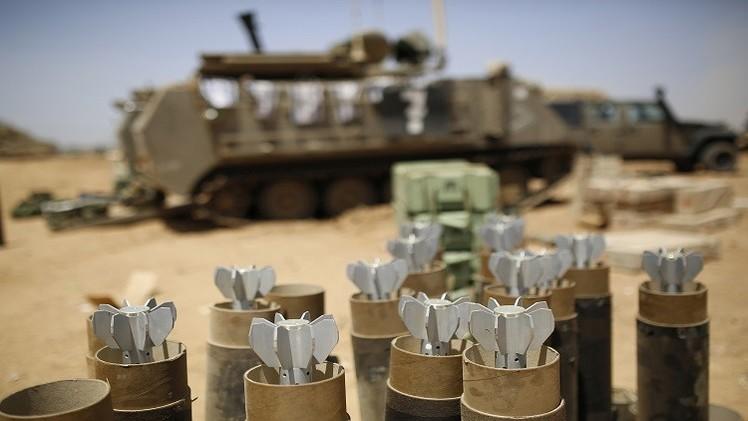 اسرائيل تسحب قذائف من مخزون أميركي لديها لتواصل قصف غزة