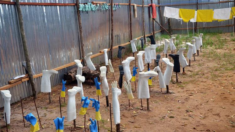إغلاق مركز لعلاج حمى إيبولا بعد اضطرابات محلية في ليبيريا