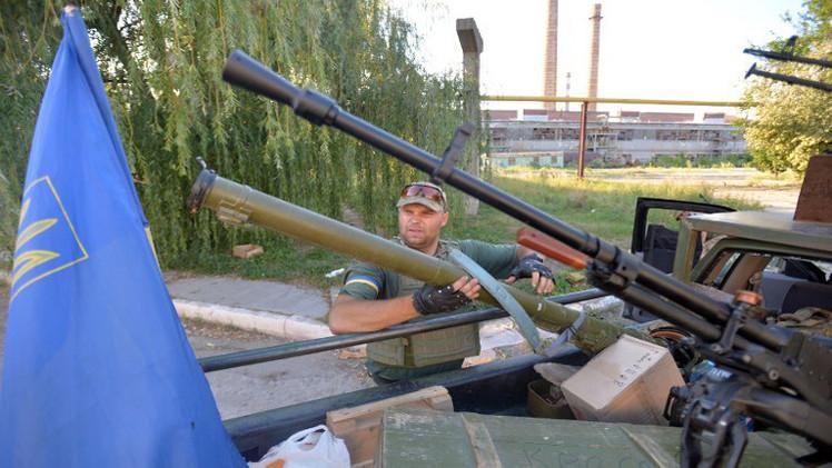 بيلاي: لابراهين على تزويد روسيا لقوات شرقي أوكرانيا بالسلاح