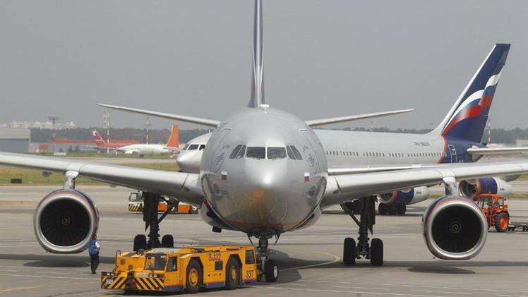 خطوط الطيران الروسية تزيد نقل الركاب  10.8% خلال النصف الأول من 2014