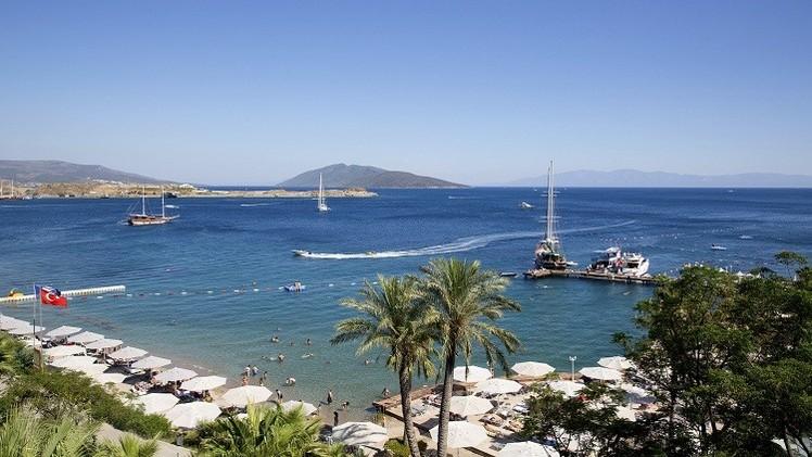 ارتفاع عائدات السياحة في تركيا 7.9% في الربع الثاني