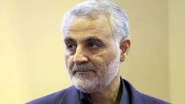 سليماني: نزع سلاح المقاومة الفلسطينية وهم لن يتحقق